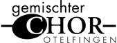 Logo Gemischter Chor Otelfingen