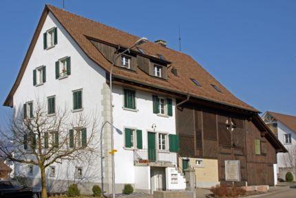 Anna Stüssi Haus Neubau